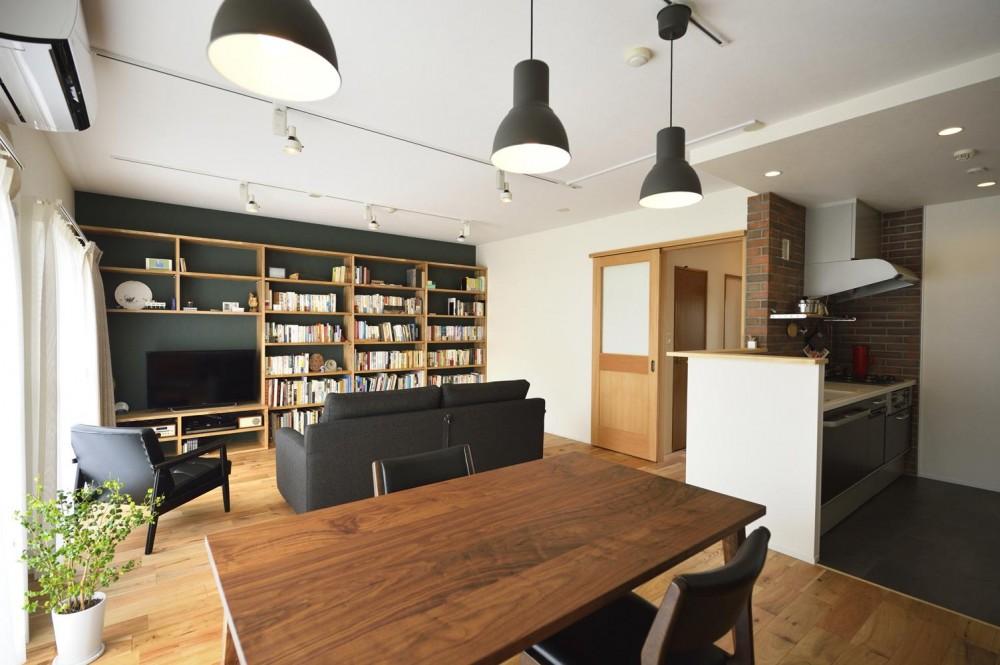 リノベーション・リフォーム会社:スタイル工房「K邸・暮しを彩る収納のある家」