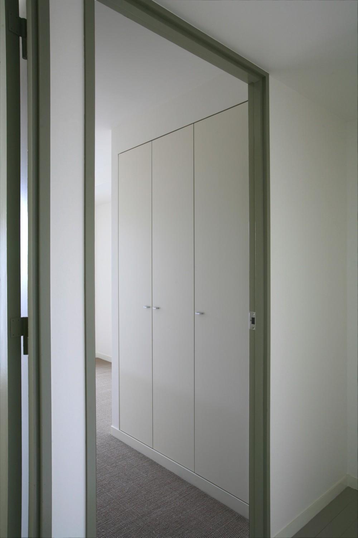 K邸 (寝室①クローゼット収納)