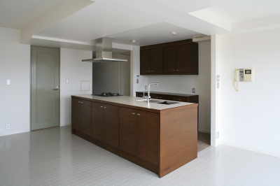 キッチン (K邸)
