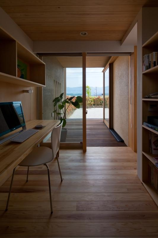 笛吹の住まいの部屋 書斎