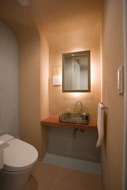 moo やわらかないえの部屋 落ち着いた雰囲気のトイレ