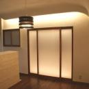 キッチンと個室をリフォーム1