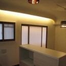 キッチンと個室をリフォーム4