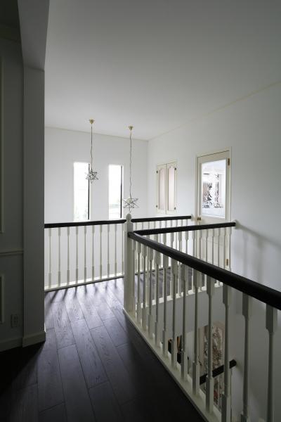 2F階段上スペース (H邸)