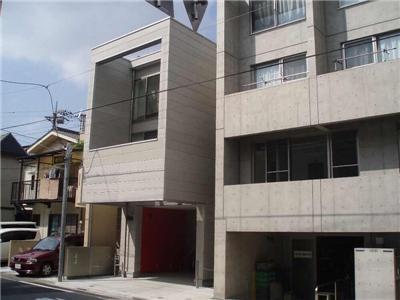 SNZ緑町 M邸2006&東京Jハウス2005の部屋 外観