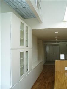 SNZ緑町 M邸2006&東京Jハウス2005 (収納)