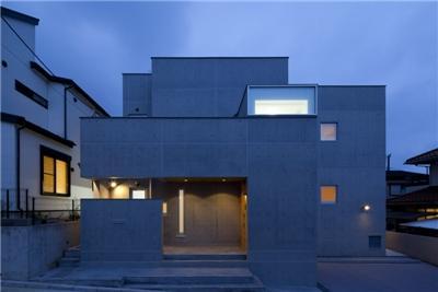 yokohama isogo house (外観)