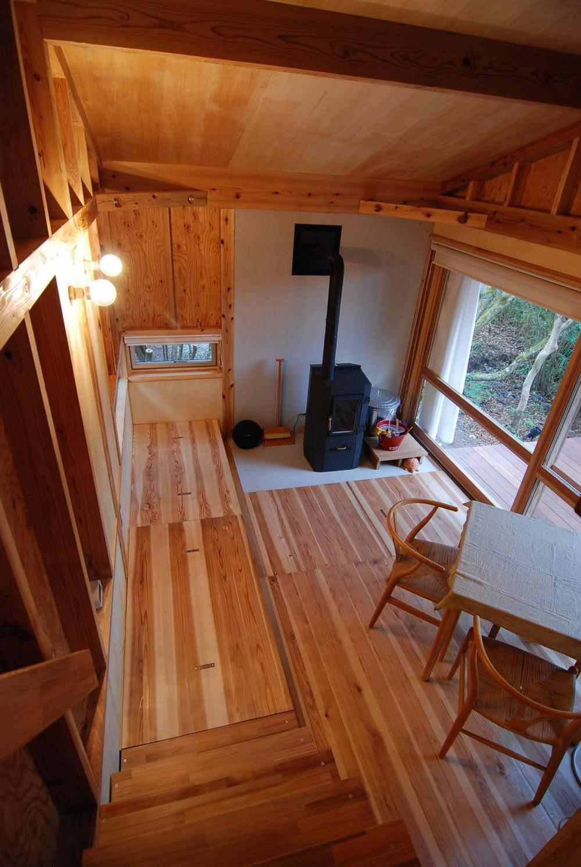 OUR CABIN OUR DIY~直営、DIYで小屋をつくる~ (手を入れやすくシンプルに)