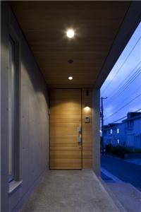 yokohama isogo houseの写真 玄関