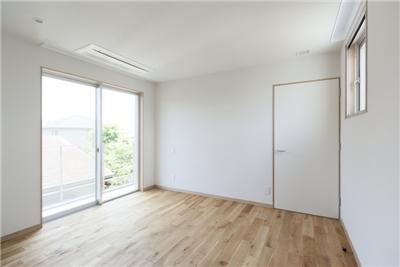 yokohama isogo houseの写真 寝室