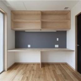 yokohama isogo house (書斎)