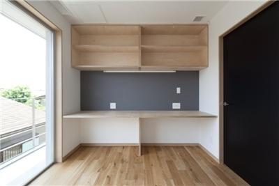 書斎 (yokohama isogo house)