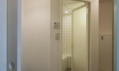 S邸 (バスルーム&トイレ)