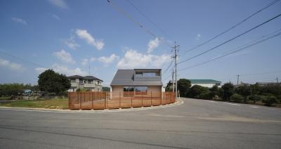 おおきな屋根を楽しむ家 (おおきな屋根の家)