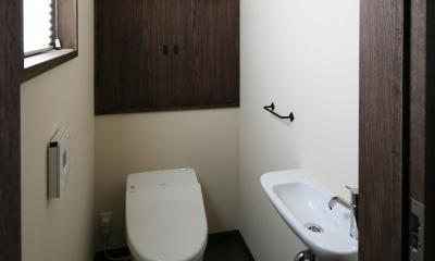 F邸 (2Fトイレ)