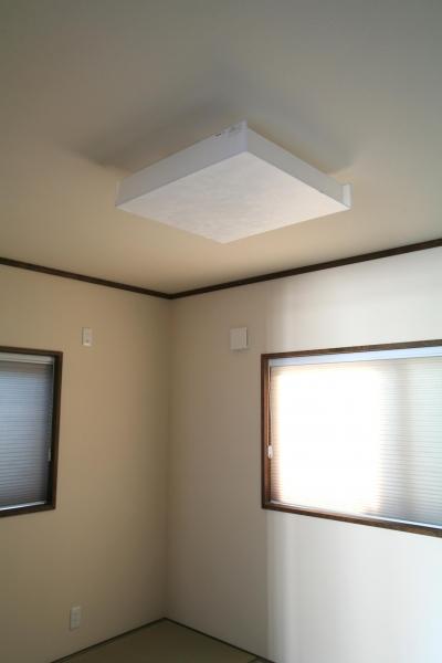 和室照明 (F邸)