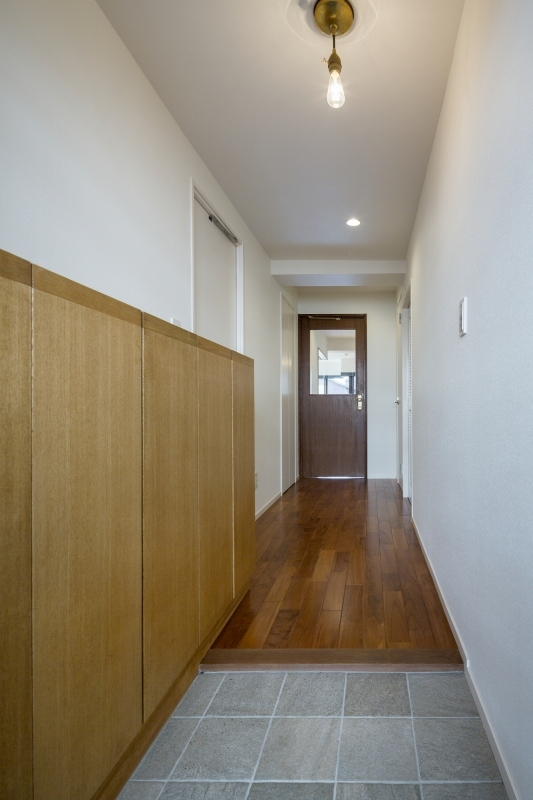 No.98 築31年マンションリフォームの部屋 廊下