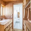 後藤智揮の住宅事例「当別の家 シンプルな北国の住まい|新築」
