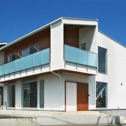 鶴田の家 (外観2)