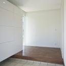 鶴田の家の写真 収納たっぷりの玄関