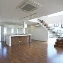 鶴田の家の写真 リビングダイニングキッチン