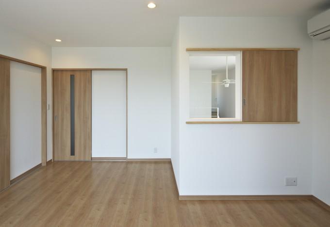 鶴田の家 (寝室)