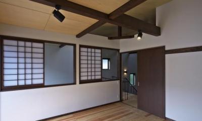 日光の家 (2階の居室)