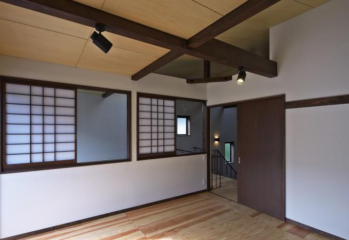 日光の家の部屋 2階の居室