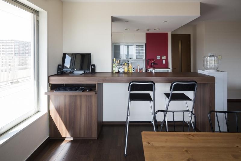 No.95 30代/3人暮らしの部屋 キッチン2