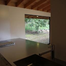 水戸の家 (キッチン)