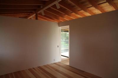 水戸の家 (寝室)