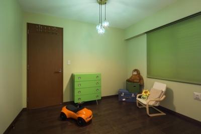 子供部屋 (No.95 30代/3人暮らし)