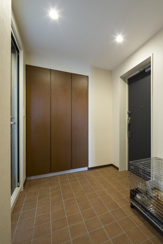No.95 30代/3人暮らしの部屋 ベランダ