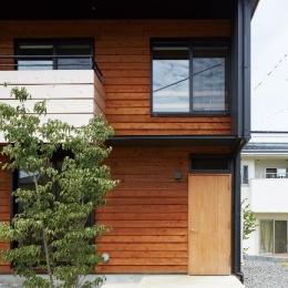 土浦の家3 (外観)