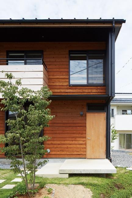 土浦の家3の部屋 外観