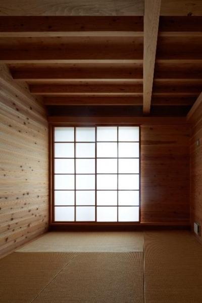 土浦の家3 (和室)