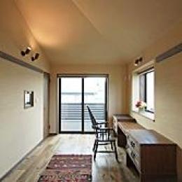 杉並区H邸-2階の個室