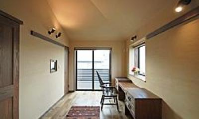 2階の個室|杉並区H邸