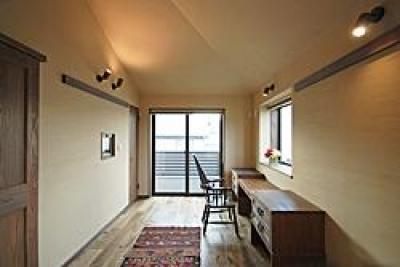 2階の個室 (杉並区H邸)