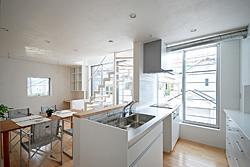 世田谷区Y邸 (キッチン)