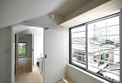 天井空間 (世田谷区Y邸)