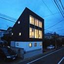世田谷区Y邸の写真 夕景