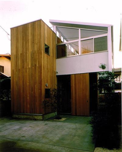 S邸 企画住宅プロトタイプ (外観)