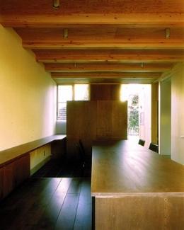 S邸 企画住宅プロトタイプ (リビング)