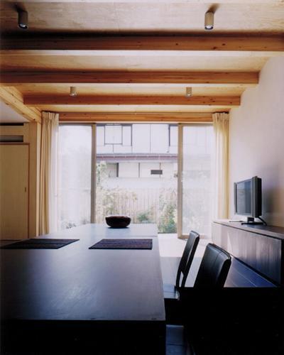 S邸 企画住宅プロトタイプの部屋 ダイニング