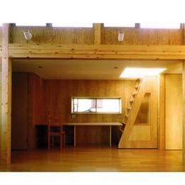 S邸 企画住宅プロトタイプ (落ち着く空間)