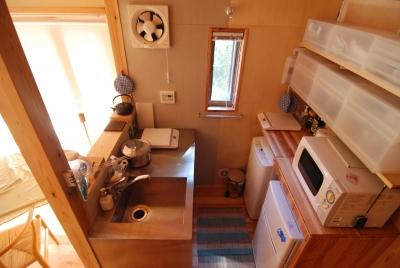 OUR CABIN OUR DIY~直営、DIYで小屋をつくる~ (キッチンを考える)