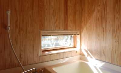 OUR CABIN OUR DIY~直営、DIYで小屋をつくる~ (浴室は木張りにしたい)
