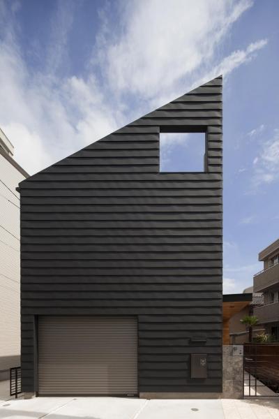 桜坂の家 (外観)
