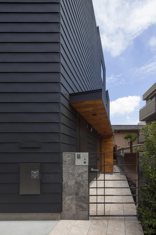 U建築設計室「桜坂の家」